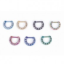316L Surgical Steel Wire Closure Ring@@